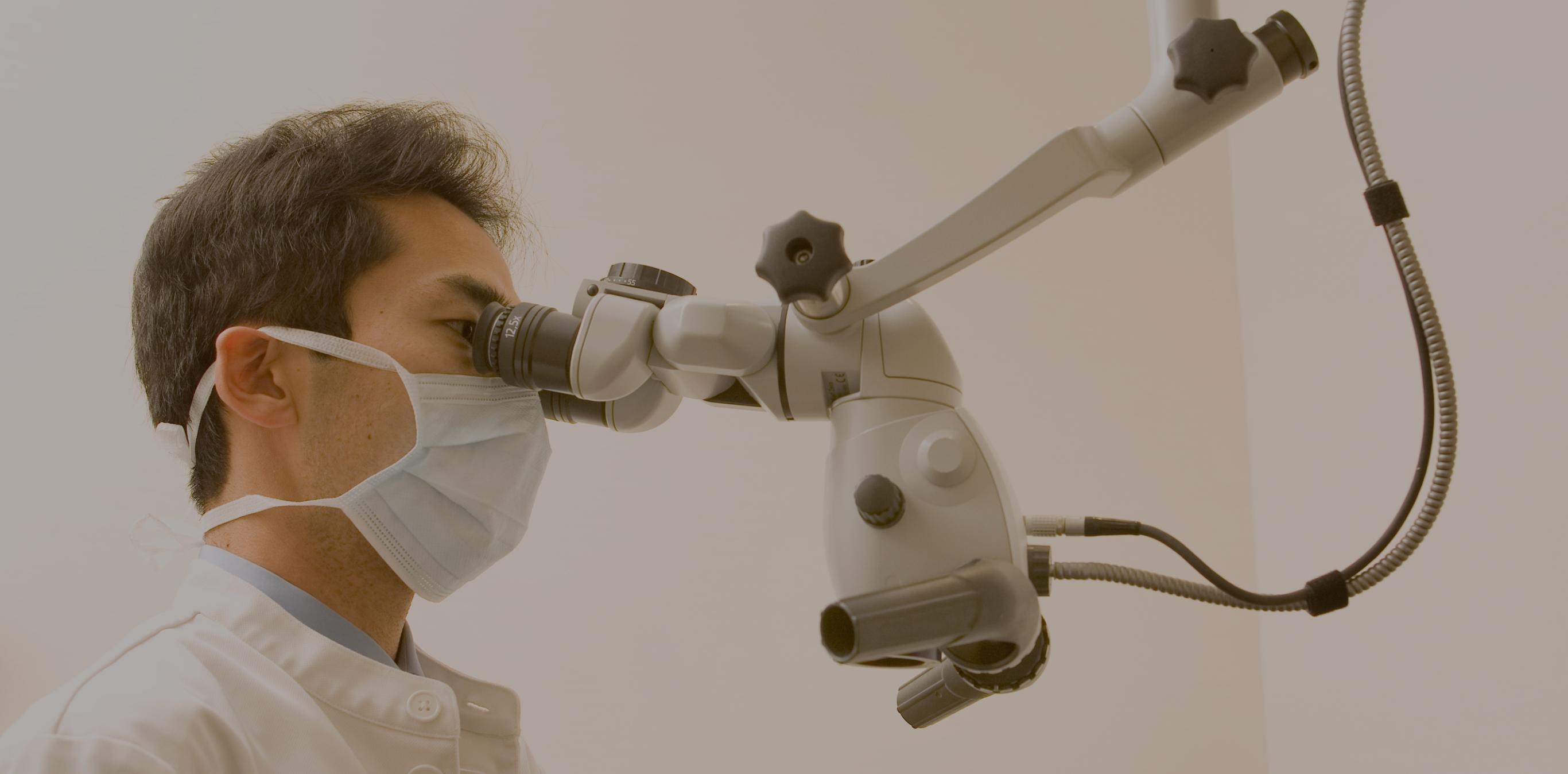 将来のために患者さまと共に考える歯科治療