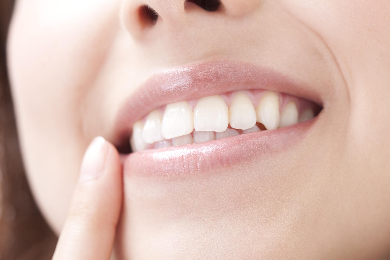 歯茎をきれいにすれば、口元はもっと美しくなる